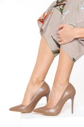 Shoes Time Vizon Kadın Topuklu Ayakkabı 18Y 708