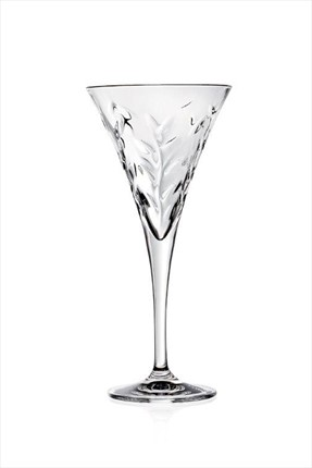 RCR 6'lı Laurus Ayaklı Su Bardağı Seti RCR-LAU-AYA
