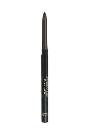 Golden Rose Suya Dayanıklı Kahverengi Göz Kalemi - Waterproof Automatic Eyeliner No: 05 8691190990053