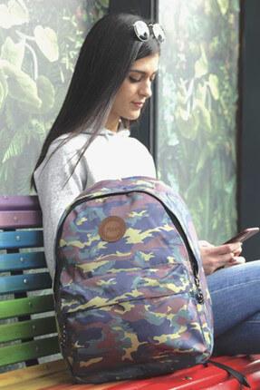 Fudela Unisex Outdoor Backpack Sırt Çantası FE14