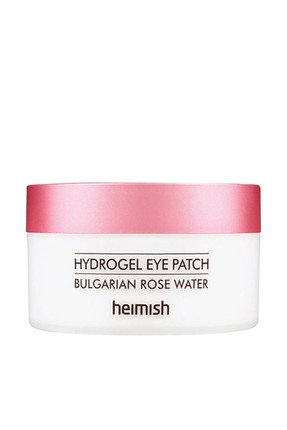 Heimish Bulgarian Rose Water Hydrogel Eye Patch - Göz & Özel Bölge Maskeleri 8809481760753