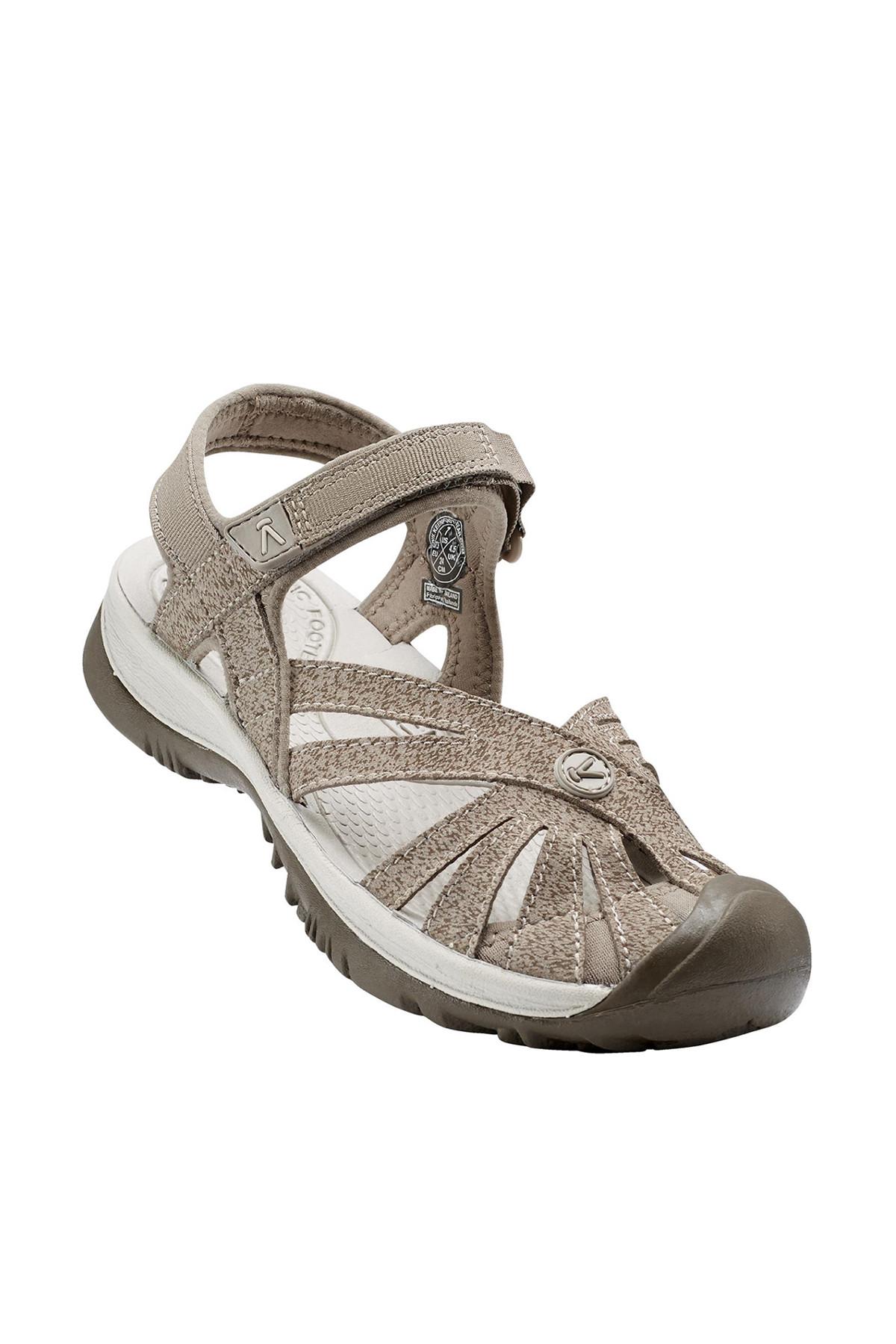 Keen Kadın Sandalet Bej 1016729 1