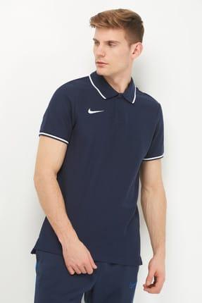 Nike Erkek T-shirt - Polo TM Club19 SS - AJ1502-451