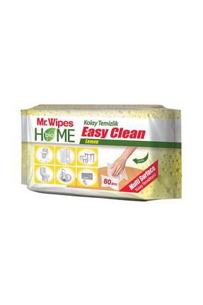 Farmasi Mr. Wipes Çok Amaçlı Yüzey Temizleme Mendili Limon 80 Yaprak 8690131105112