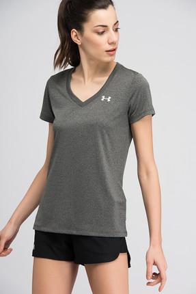 Under Armour Kadın Spor T-Shirt - Tech SSV - Solid - 1255839-090