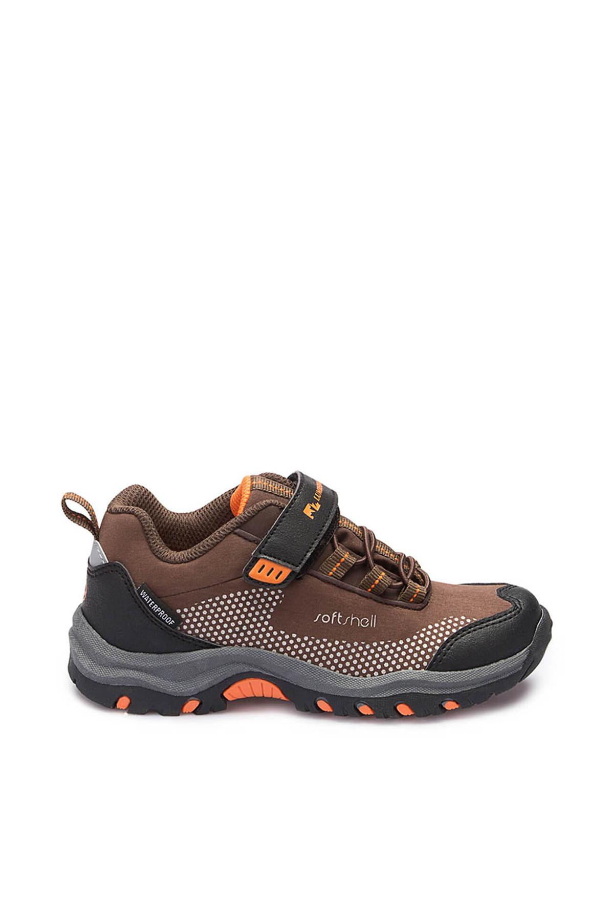 lumberjack A3374017 Kahverengi Unisex Çocuk Ayakkabı 100227301 2