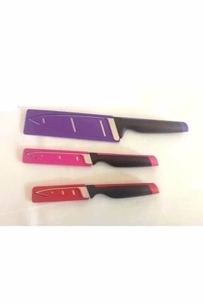 Tupperware U Serisi 3 Lü Bıçak Seti