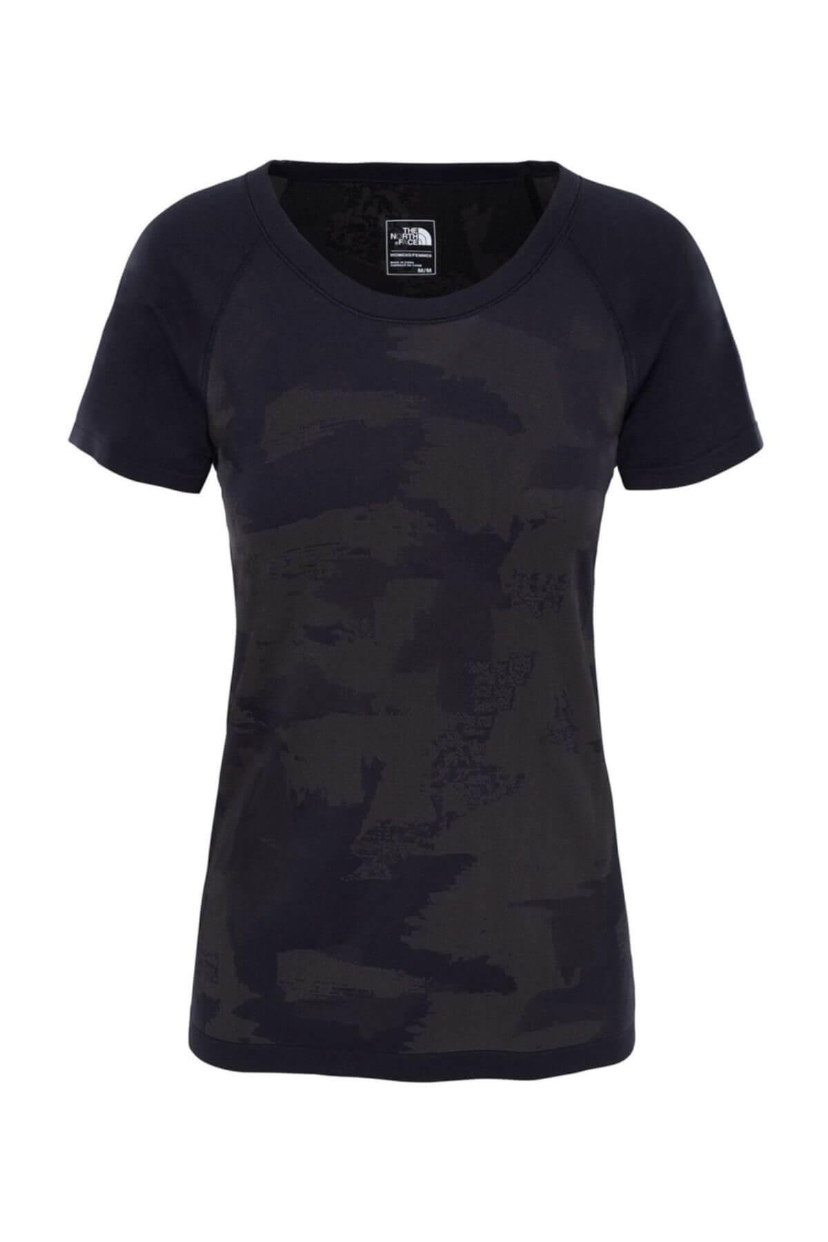 THE NORTH FACE Kadın T-shirt - T93F29Jk3 W SeamlesSs - T93F29JK3 1