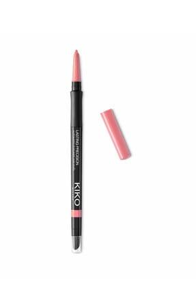 KIKO Göz Kalemi - Lasting Precision Automatic Eyeliner & Kajal 02 Pink Tangerine 8025272602136