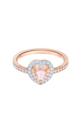 Swarovski Kadın Yüzük One:Ring Med Czmo/Ros 50 5470691
