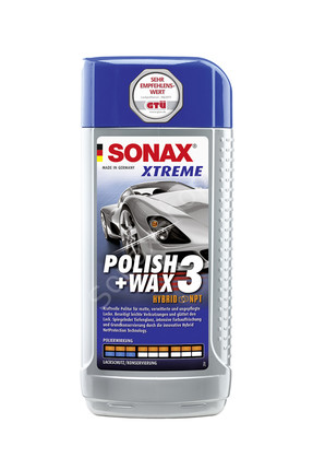 Sonax Xtreme - Yıpranmış Boyalar  İçin Çizik Giderici ve Parlatıcı Cila / Hybrid Npt 500ml
