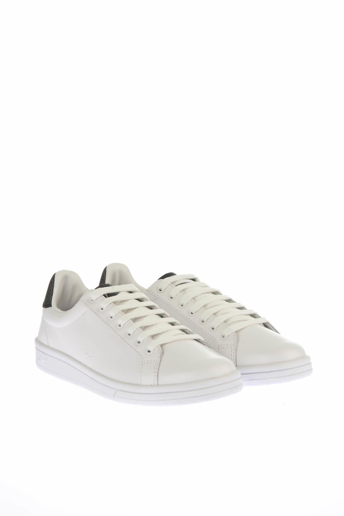 Fred Perry Kadın Beyaz Sneaker 181FRPKAYB3106 2