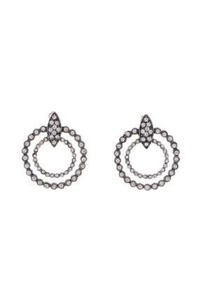 Coquet Accessories Kadın Çift Halka Küpe 18YG1U26L954