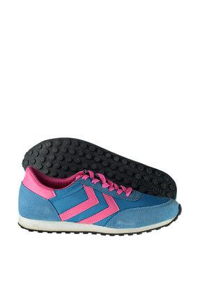 HUMMEL SEVENTYONE TR Açık Mavi Pembe Kadın Sneaker 100212313