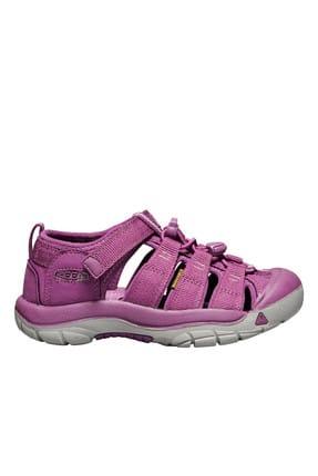 Keen Kız Çocuk Pembe Delikli Sandalet