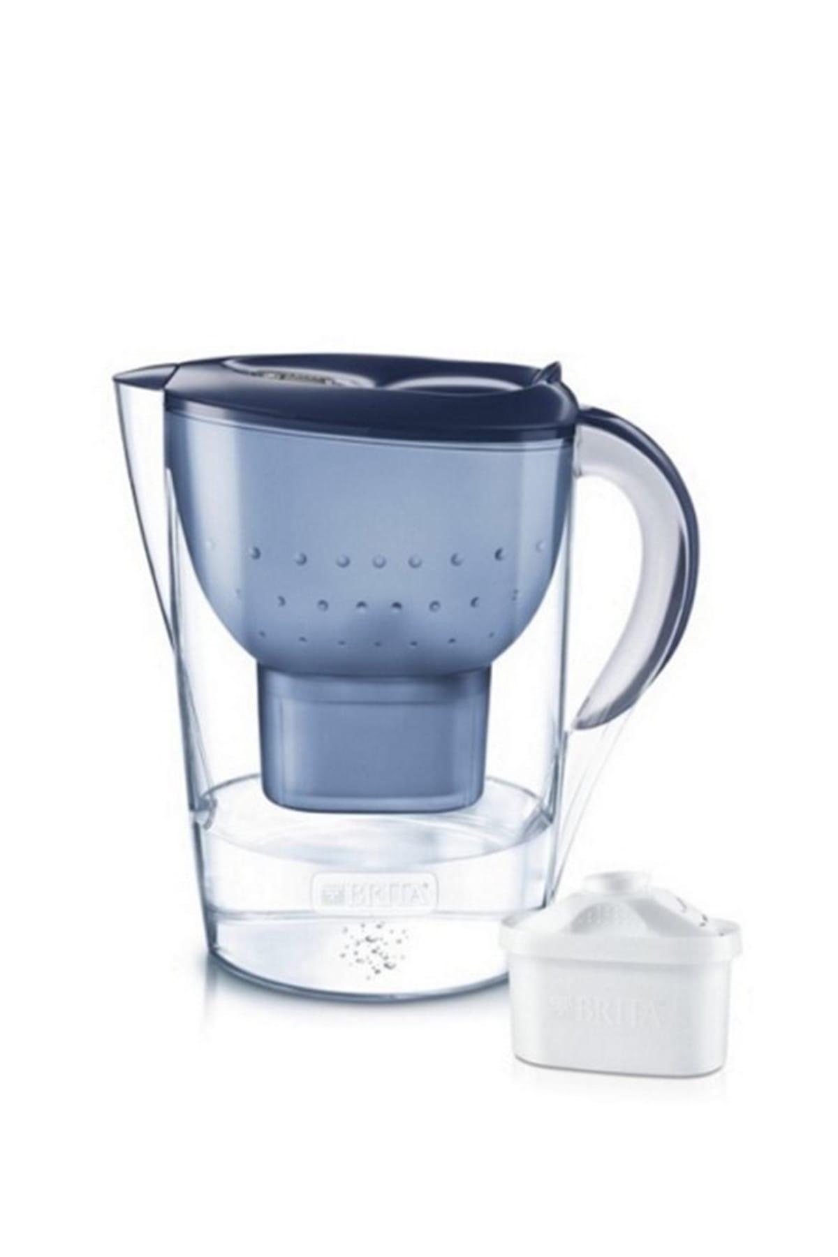 BRITA Marella XL Filtreli Su Arıtmalı Sürahi-Mavi 1