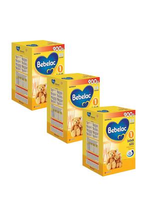 Bebelac 1 Devam Sütü 900 gr - 3'lü Set