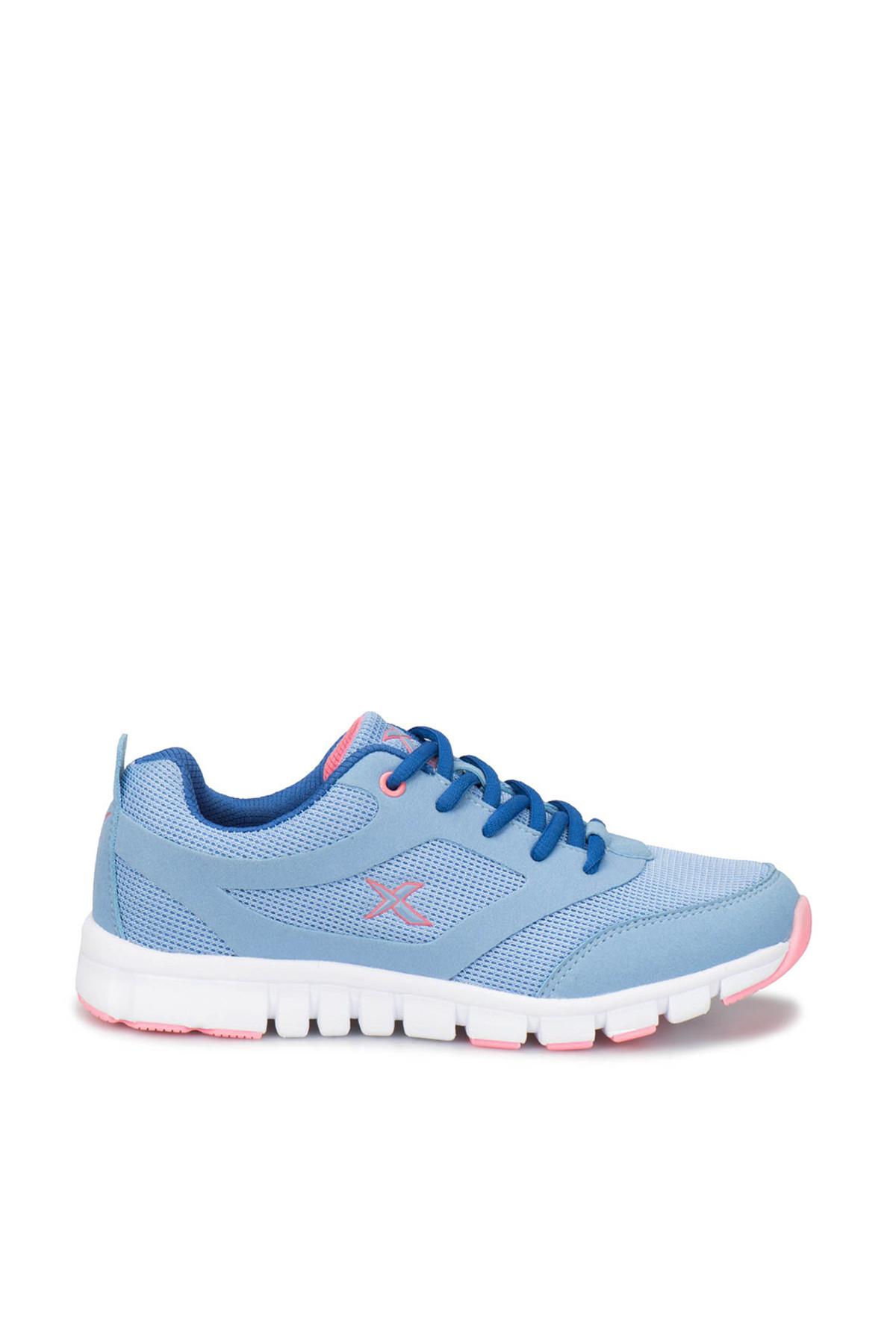 Kinetix ALMERA W Açık Pembe Açık Mavi Beyaz Kadın Fitness Ayakkabısı 100232783 2