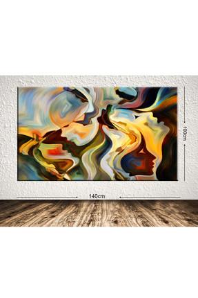 Tablo Center Dev Boyut Dekoratif Kanvas Tablo 100x140cm 230711539-100140