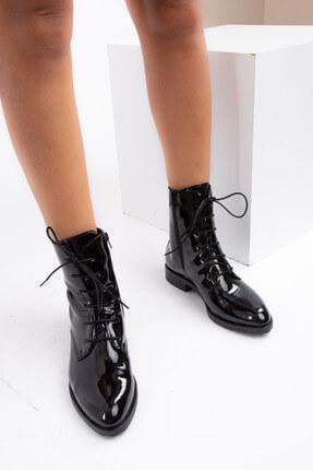 Fox Shoes Siyah Kadın Bot E288496008