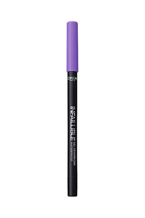 L'Oreal Paris Mor Eyeliner - Infallible Gel Crayon Eyeliner 11 Purple 3600523351596