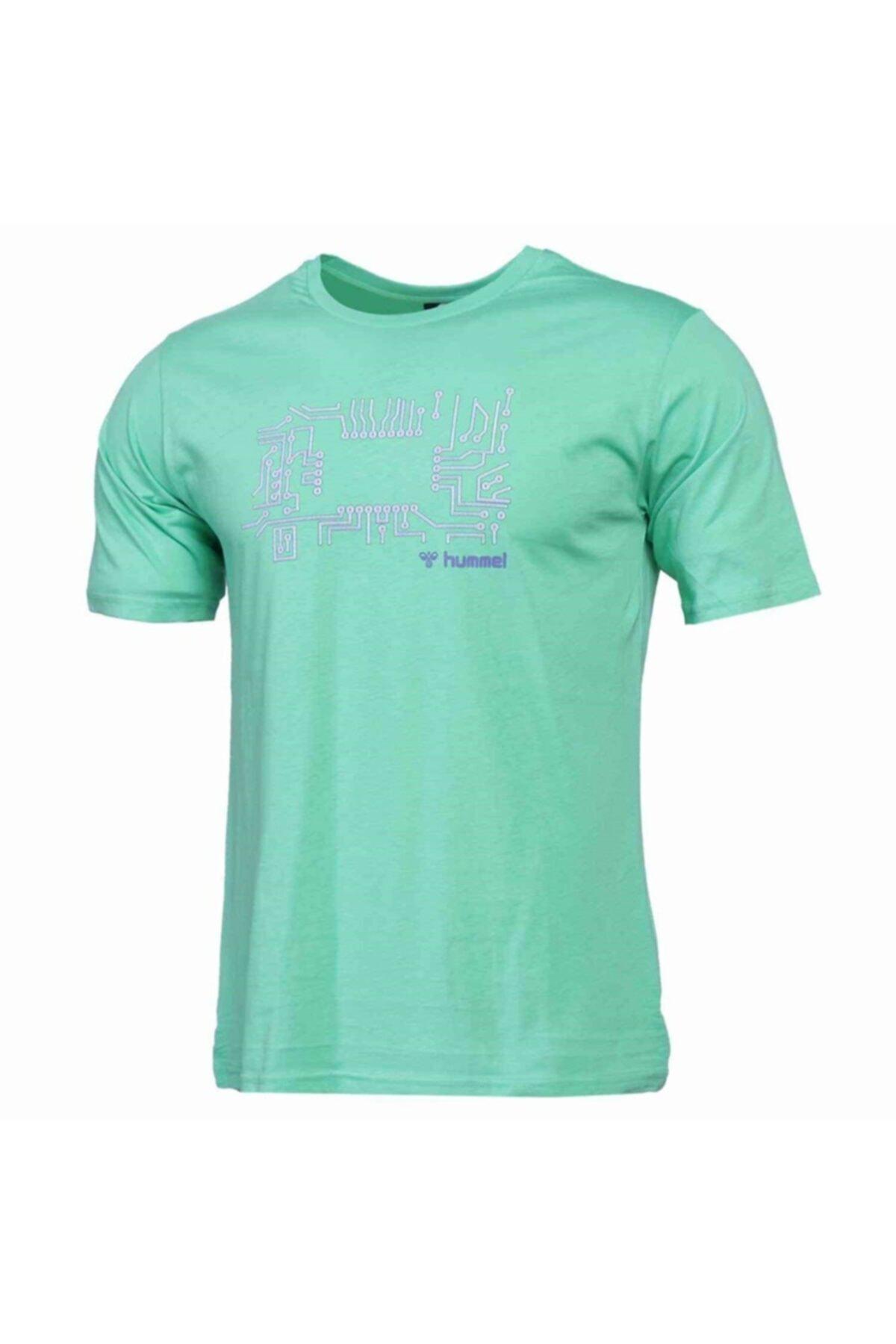 HUMMEL Erkek Hmlwargo T-shirt S/s Tee 1