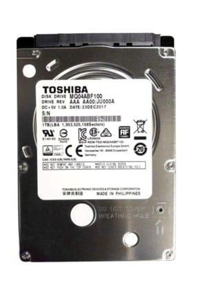 Toshiba 2.5 1TB 128MB 5400RPM MQ04ABF100 Dahili Disk