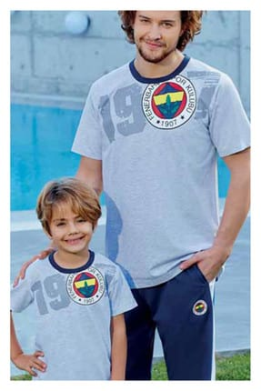 ROLY POLY Erkek Mavi Süprem Fenerbahçe Şortlu Takım