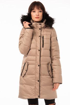 Vero Moda Kadın Bej Mont 10199164