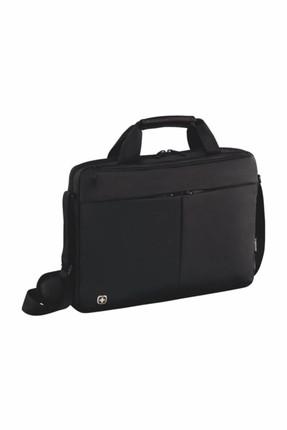 Wenger Format 16'' Omuz Askılı Laptop Çantası Siyah