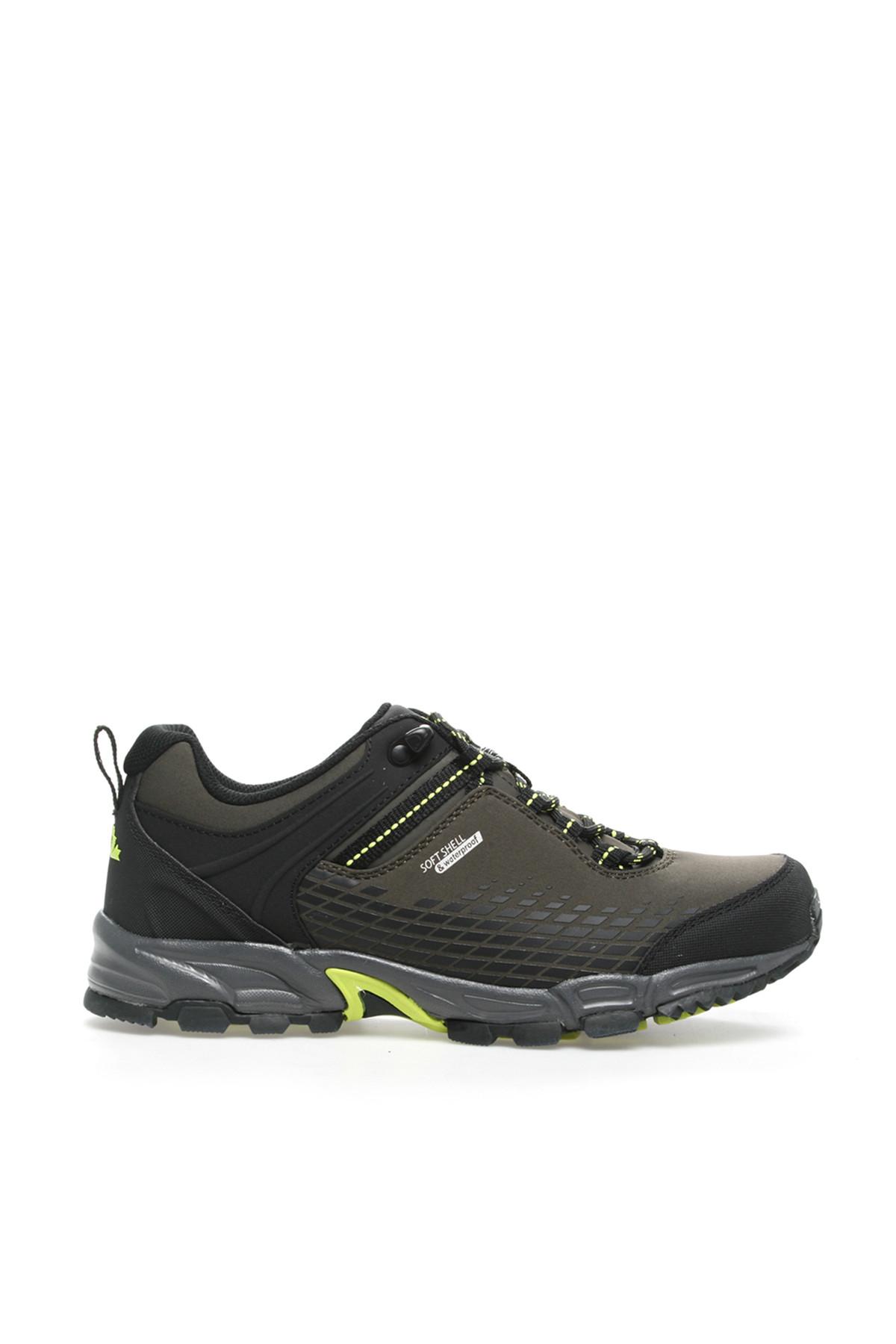 lumberjack Su Geçirmez Haki Erkek Ayakkabı FLAKE 1