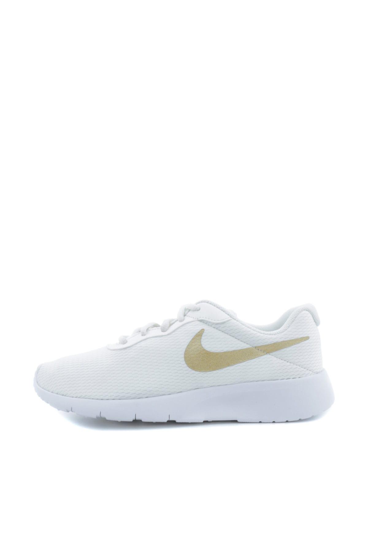 Nike Kids Nike 818381-100 TANJUN Kadın Beyaz Günlük Ayakkabı 1