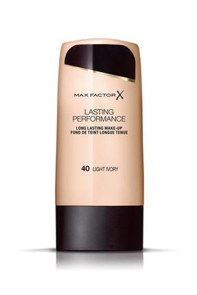 Max Factor Fondöten - Lasting Performance Foundation No: 40 Light Ivory 35 ml 8005610379562
