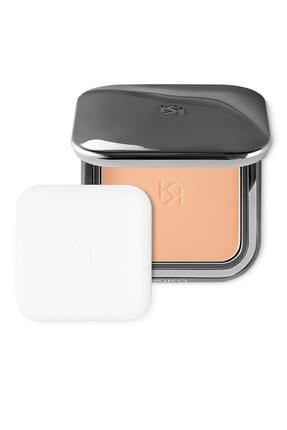 KIKO Mat Kompakt Makyaj Sabitleyici Pudra - Matte Fusion Pressed Powder 05 Peach Rose 8025272608237