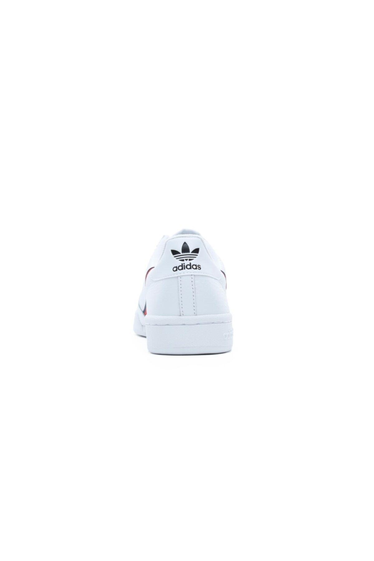 adidas Continental 80 Unisex Beyaz Spor Ayakkabı 2