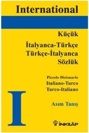 İnkılap Kitabevi Küçük Italyanca - Türkçe / Türkçe - Italyanca Sözlük