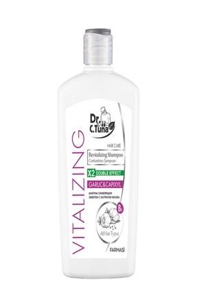 Farmasi Dr. C. Tuna Sarımsaklı Şampuan 500 ml 8690131653613