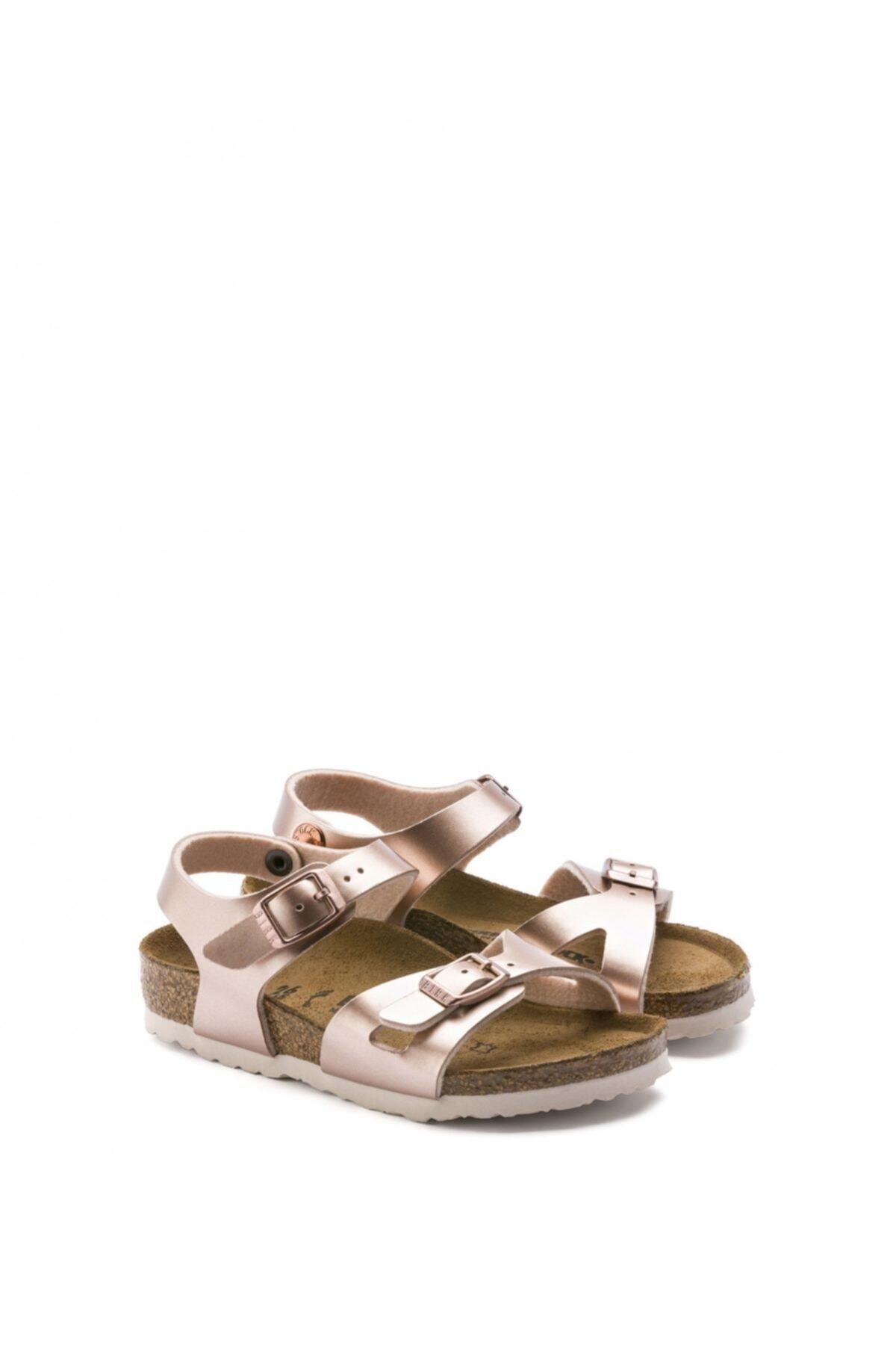Birkenstock Rıo Kıds Bakır Sandalet 19Y.Ayk.Tlk.Frm.0020 2