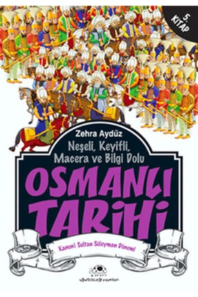 Uğurböceği Yayınları Osmanlı Tarihi 5
