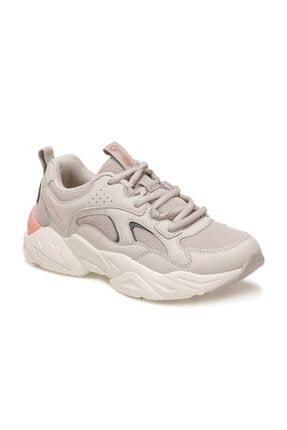 lumberjack Kadın Krem Sneaker Ayakkabı 100587148v1