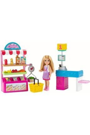 Barbie Chelsea Meslekleri Öğreniyor - Market Çalışanı Gtn67