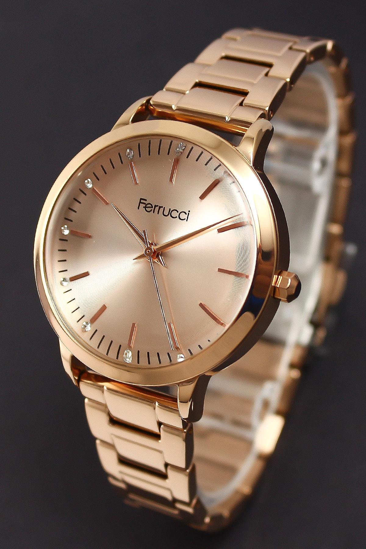 Ferrucci Fc13070m.01 Kadın Kol Saati 1