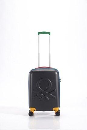 Benetton Abs Valiz D.Grey Kabin Boy Valiz Bnta202x
