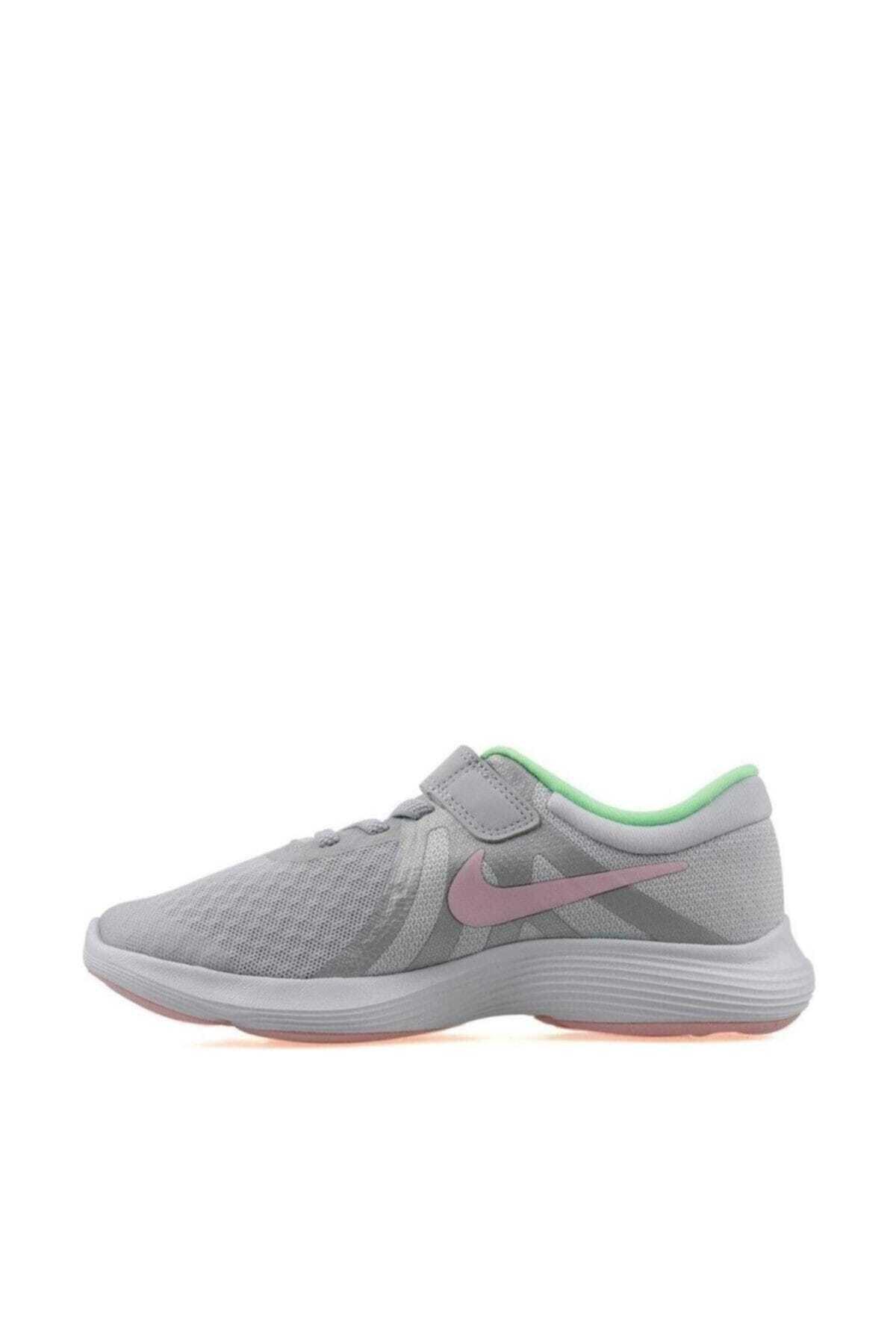 Nike Kids Gri - Açık Yeşil Kız Nıke Revolutıon 4 (Psv) 2