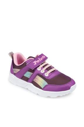 Polaris 91.511300.f Mor Kız Çocuk Ayakkabı 100369376