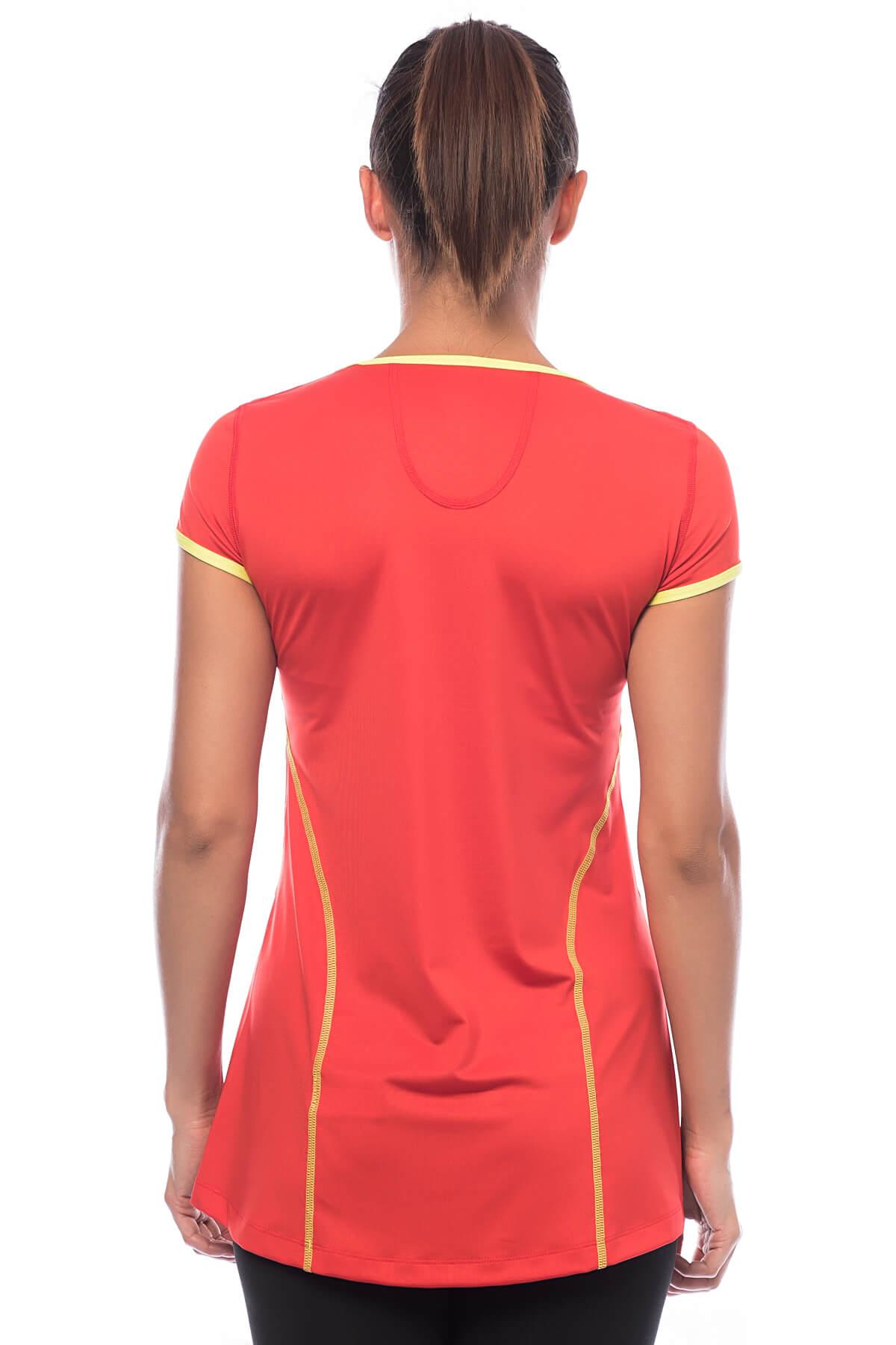 Exuma Kadın T-shirt 142252RPT 2