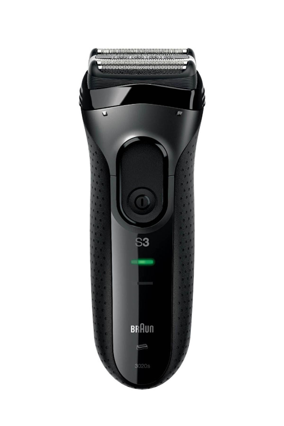 Braun 3 Serisi Tıraş Makinesi 3020S 4210201112358 1
