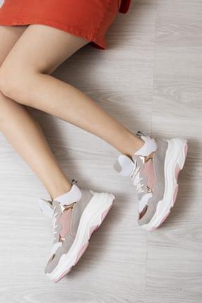 Tonny Black Pudra Kadın Sneaker BLS.PD1