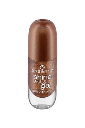 Essence Jel Oje - Shine Last Go Gel Nail Polish 41 8 ml 4059729195661