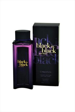 Nu Black Is Black Pour Femme Edp 100 ml Kadın Parfümü 875990000961